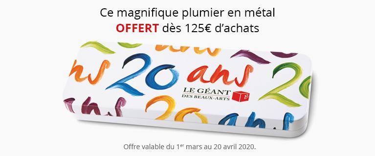 Les offres du printemps - Cadeau offert dès 125€ d'achats !