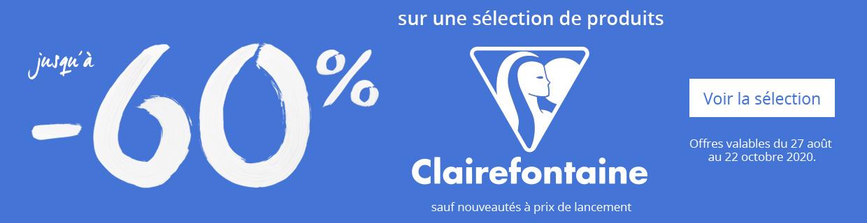 Rentrée Clairefontaine