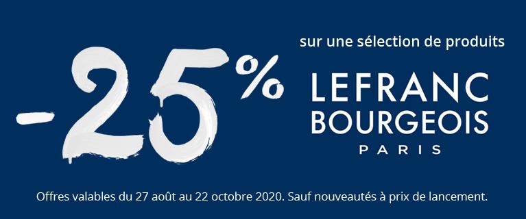 Rentrée 2020 - Lefranc Bourgois
