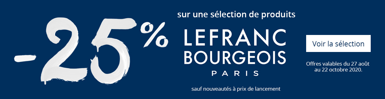 Rentrée 2020 - Lefranc Bourgeois