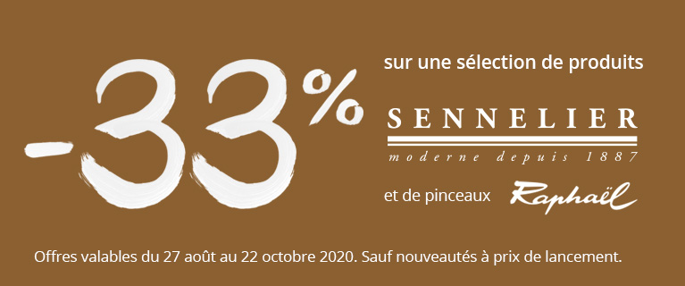 Rentrée - Sennelier