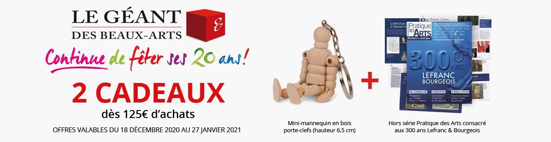 Offre de lancement - Catalogue 2021