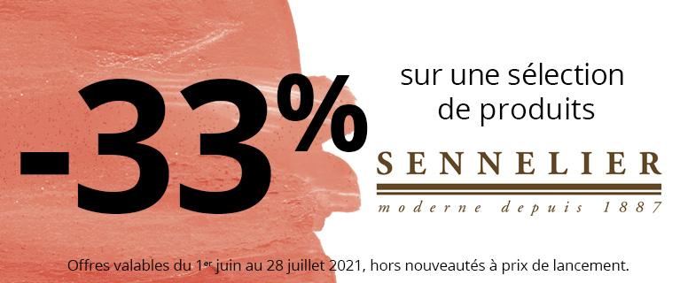 -33% sur une sélection de produits Plein Air Sennelier