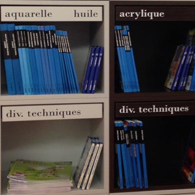 Espace livres Lille