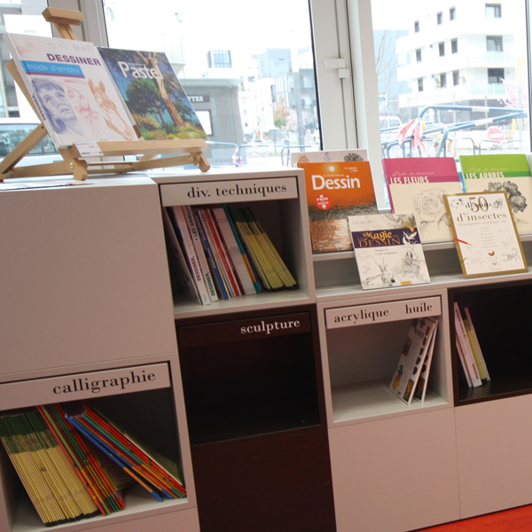 Espace Livres Lyon