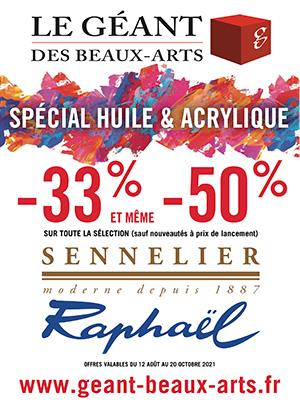 Sélection Sennelier & Raphaël