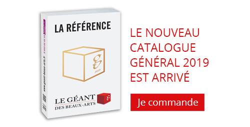 Le nouveau catalogue général 2019 est arrivé