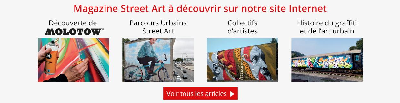 Magazine Street Art à découvrir en ligne !