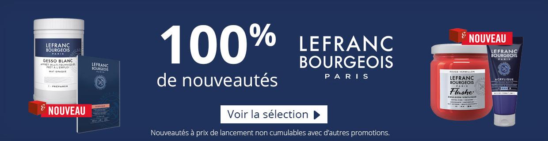 Offres spéciales Lefranc & Bourgeois