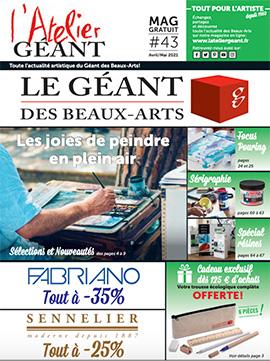 Sélection de l'Atelier Géant n°43